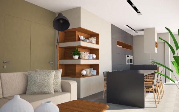 Διαμέρισμα 1